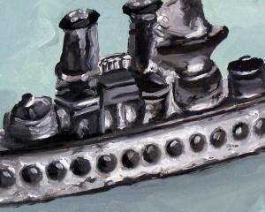 Monopoly Boat